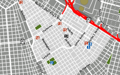 New Orleans Neighborhoods Series: Central City