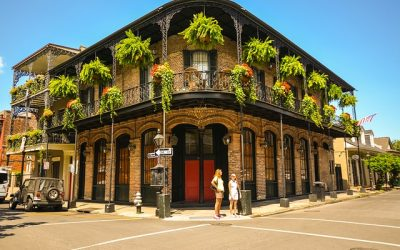 New Orleans Neighborhoods Series: The French Quarter (Vieux Carré)