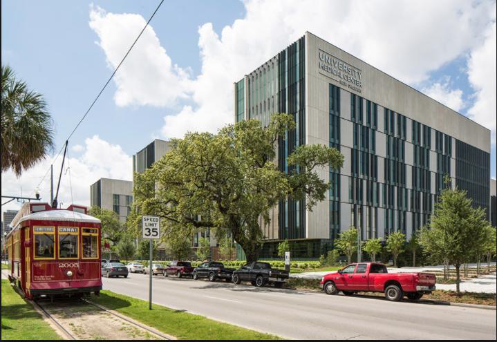 New Orleans Neighborhood Series: Tulane/Gravier