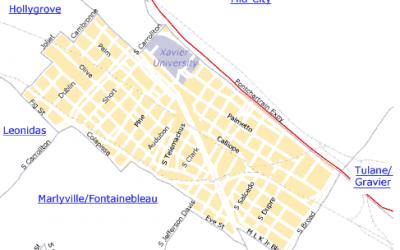 New Orleans Neighborhood Series: Gert Town