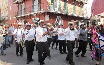 New Orleans Neighborhood Series: Treme