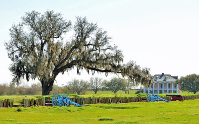 New Orleans' National Parks